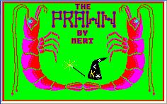 The Prawn - spoof text adventure