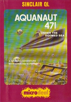 Aquanaut 471 for Sinclair QL