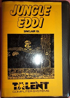 Jungle Eddi for Sinclair QL