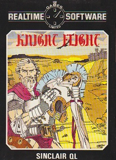 Knight Flight for Sinclair QL