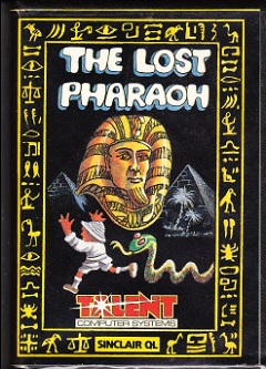 The Lost Pharaoh for Sinclair QL