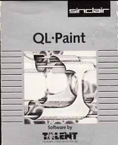 QL Paint for Sinclair QL