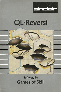 QL Reversi for Sinclair QL