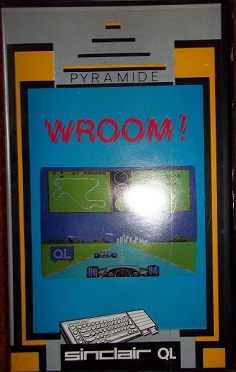 Vroom for Sinclair QL