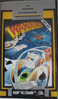 Wanderer for Sinclair QL